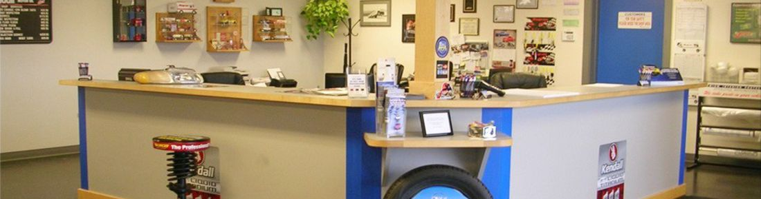 Sterling Automotive Service desk