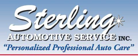 Sterling Automotive Service Logo mobile