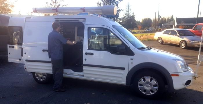 Sterling Automotive | Mobile Fleet Emissions Testing